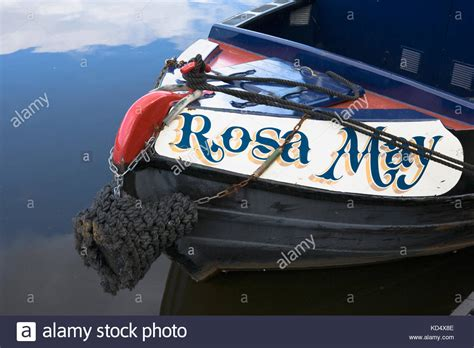 narrow bow of a boat prow of boat holiday stock photos prow of boat holiday