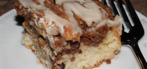 Cinnamon Bun Coffee Cake   Nana's Best Recipes
