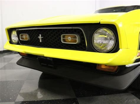 Mach 1 Mustang Automatic by 1971 Ford Mustang Mach 1 Coupe 1971 Mach 1 Used Automatic