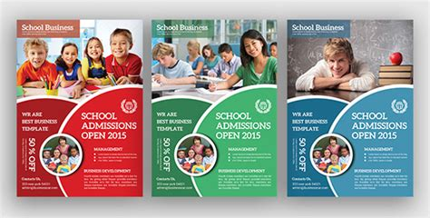 10 Design Tips To Make A Professional Business Flyer School Board Caign Flyer Template