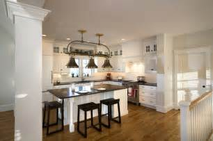 In House Kitchen Design by Beach House Kitchens