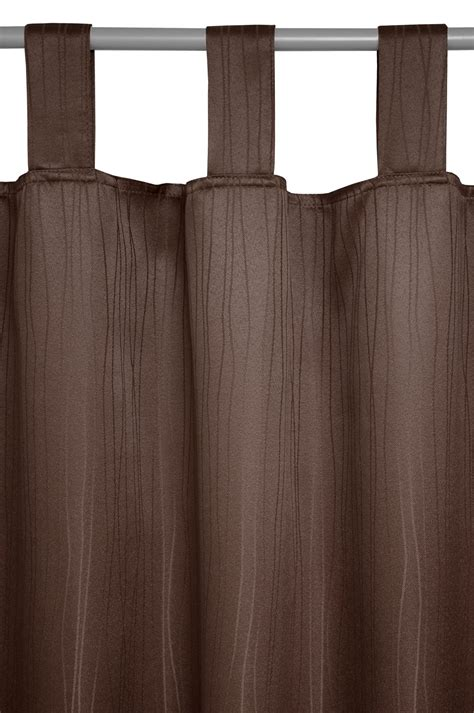 vorhang verdunklung vorhang gardine blickdicht verdunklung dekoschal schlaufe