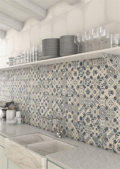 pattern kitchen wall tiles a guide to using decorative patterned wall floor tiles
