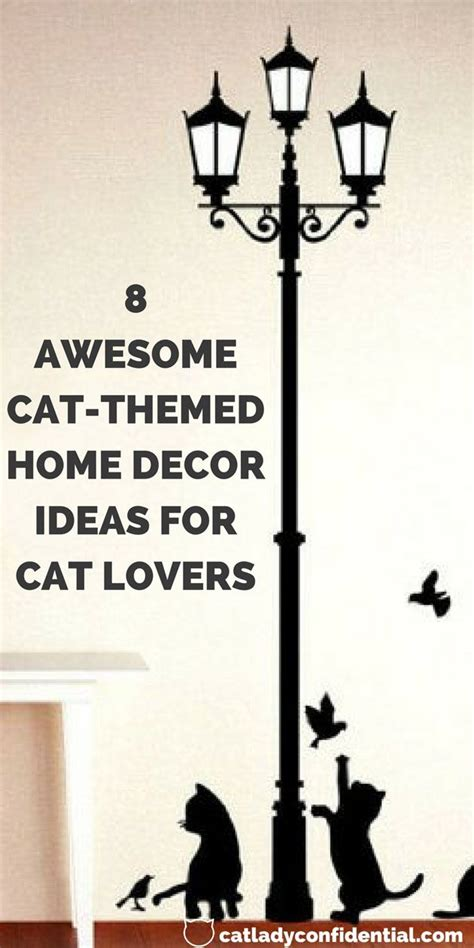 cat home decor cat lovers 1000 images about home decor and design for cat lovers on
