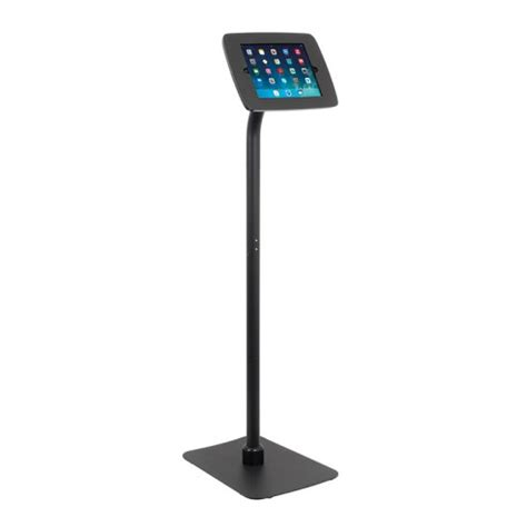 Tablet Floor Stand by Tablet Floor Stand Launchpad Display Stand