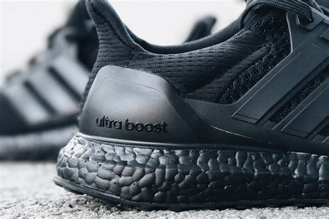 adidas triple black adidas ultra boost quot triple black quot release date