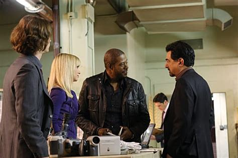 forest whitaker ncis criminal minds spin off first look forest whitaker as