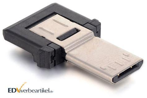 Mini Otg mini usb otg adapter stecker mit plastikbox
