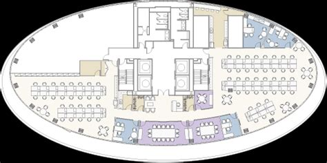 Floorplan Layout 27th floor proposed trading layout availabilities