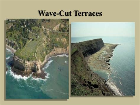 wave cut bench engineering geology
