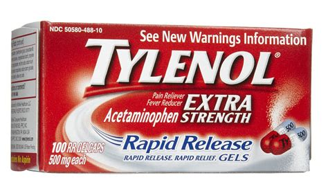 Tylenol Sweepstakes - save 1 00 off tylenol rapid release gels get it free