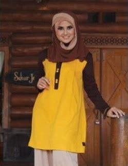 Harga Baju Merk Qirani blouse muslimah qirani model terbaru qr 100