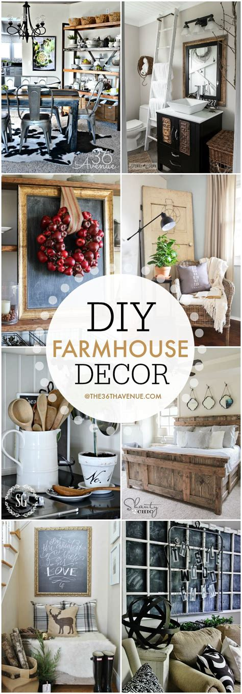 decorate your home ideas farmhouse home decor ideas the 36th avenue