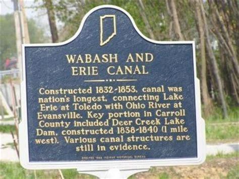 Carroll County Indiana Court Records Carroll County Indiana Canal Era Obituaries