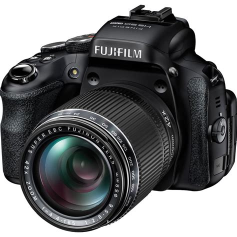 photographic central fujifilm finepix hs50 exr review