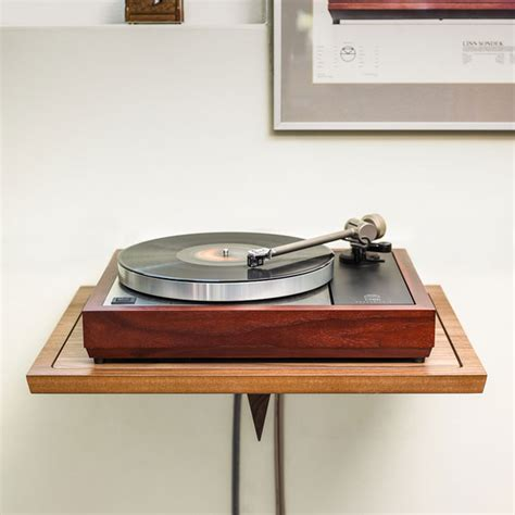 hifi turntable wall shelf furniture hifi