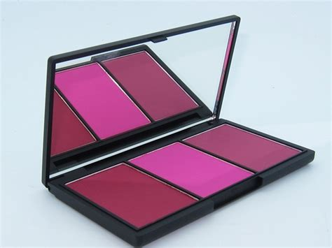 Sleek Makeup Blush By 3 sleek makeup blush by 3 review swatches musings of a muse