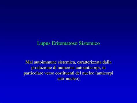 Ppt Lupus Eritematoso Sistemico Powerpoint Presentation Best Presentation Ppt Sle