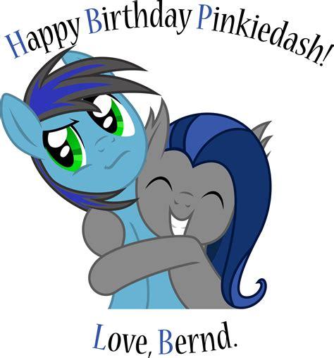 Happy Dasboard happy birthday pinkie dash by bernd01 on deviantart