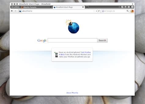 firefox themes mx4 orta quot theme quot user style for firefox 4 web upd8 ubuntu
