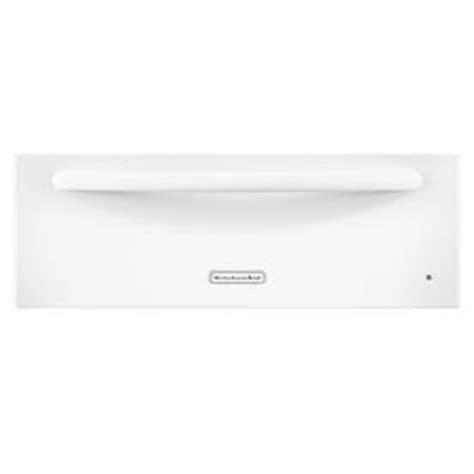 Kitchen Aid Warming Drawer by Shop Kitchenaid White Warming Drawer Panel Kit At Lowes