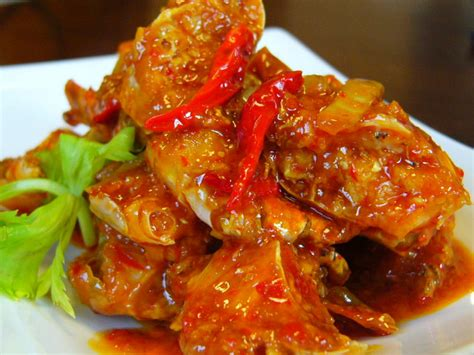 membuat masakan kepiting saus asam manis warung