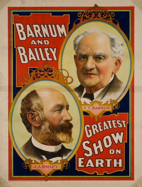 Family The Greatest Show On Earth by The Greatest Show On Earth The Barnum Museum