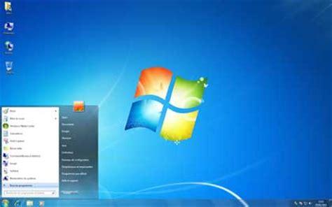 application bureau windows 7 menu d 233 marrer et barre des t 226 ches windows 7