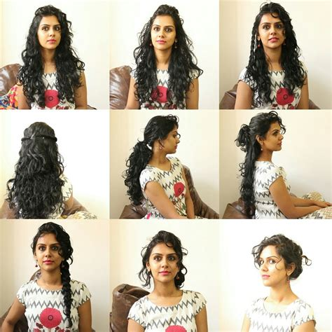 Everyday Hairstyles by 11 Easy Everyday Hairstyles For Curly Hair