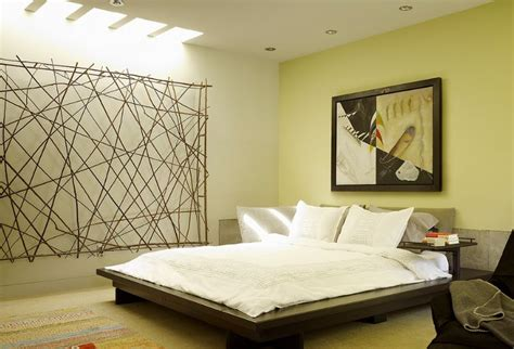 Wall Decor Ideas For Small Living Room comment cr 233 er une ambiance zen dans une chambre 224 coucher
