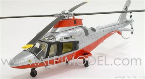 1 43 Newray Agusta A109 Helicopter Polizia Medic Diecast Metal new agusta a109 power elite team helicopter 1 43 scale model