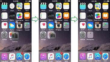 membuat video di iphone cara membuat folder menu di iphone ipad webbudi com