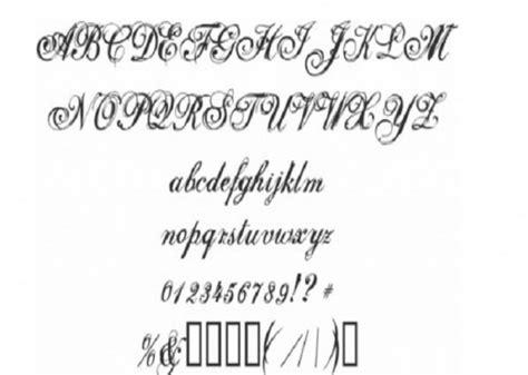 Meme Font Style - cursive tattoo lettering styles memes