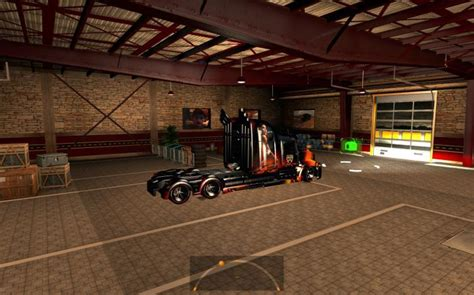 large garage large garage caterpillar ats 1 4 x modhub us