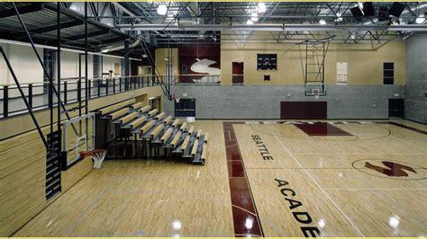 seattle academy gymnasium swenson  faget