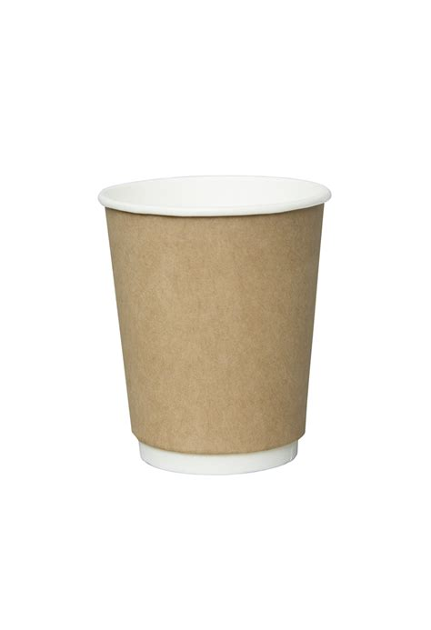 A Paper Cup - 9oz wall craft paper cup