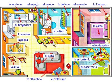 libro espagnol 5e me encanta escribir en espa 241 ol el plano de una casa