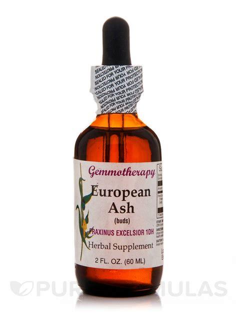european ash fraxinus excelsior 1dh 2 fl oz 60 ml