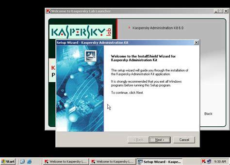Antivirus Kaspersky Untuk Server Antivirus Kaspersky Server Putera Bintan Berbagi