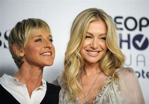 degeneres divorce portia degeneres just made a fortune does she divorce