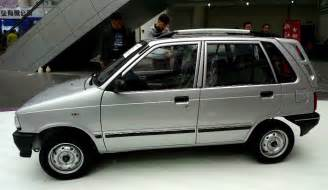 new car in china cheapest car of china is a reved suzuki mehran