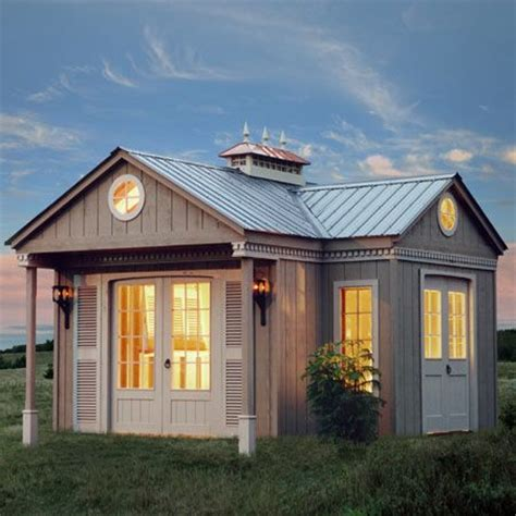 backyard cottage kits pinterest the world s catalog of ideas