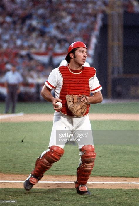cincinnati reds johnny bench johnny bench getty images