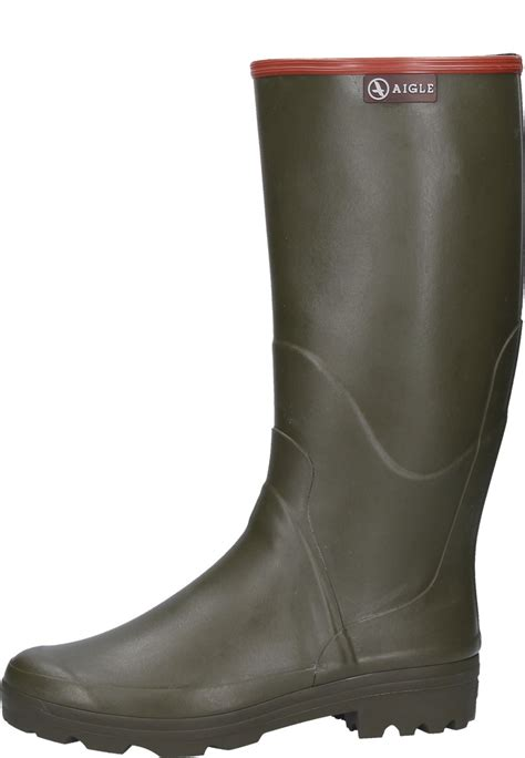 aigle boots for aigle chambord pro 2 rubber boots a robust low priced