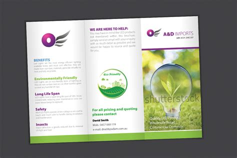 design leaflet cost 62 professional small business brochure designs for a
