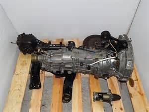 Subaru Transmissions Subaru 5 Speed Transmissions 5mt J Spec Auto Sports