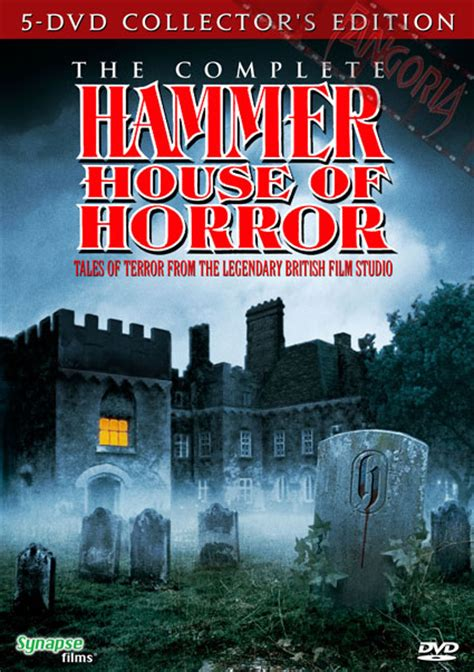 Entire Hammer House Of Horror Tv Series Coming To R1 Dvd Horror Cult Films