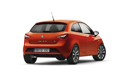 2016 seat ibiza is ready for the road