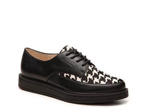 Bartier Shoes 3 nine west barbier houndstooth oxford dsw