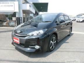Toyota Wish 2015 Used Toyota Wish 2015 For Sale Stock Tradecarview
